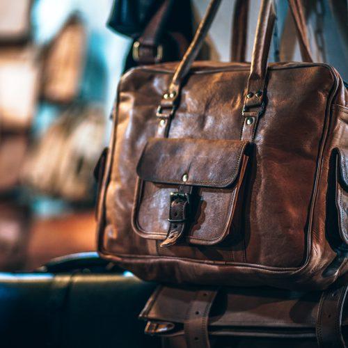 Reiseveske - pakke kofferten