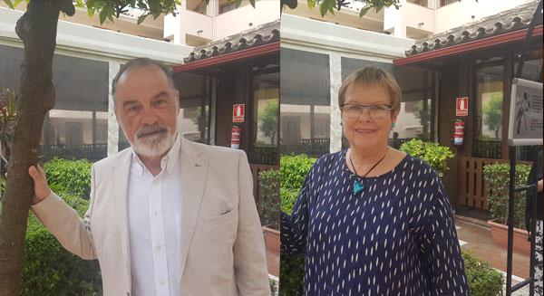 Fredrik Gulbranson & Grete Gillebo