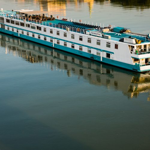 Der Kleine Prinz på Donau