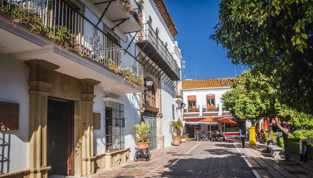 Marbella by langtidsreise