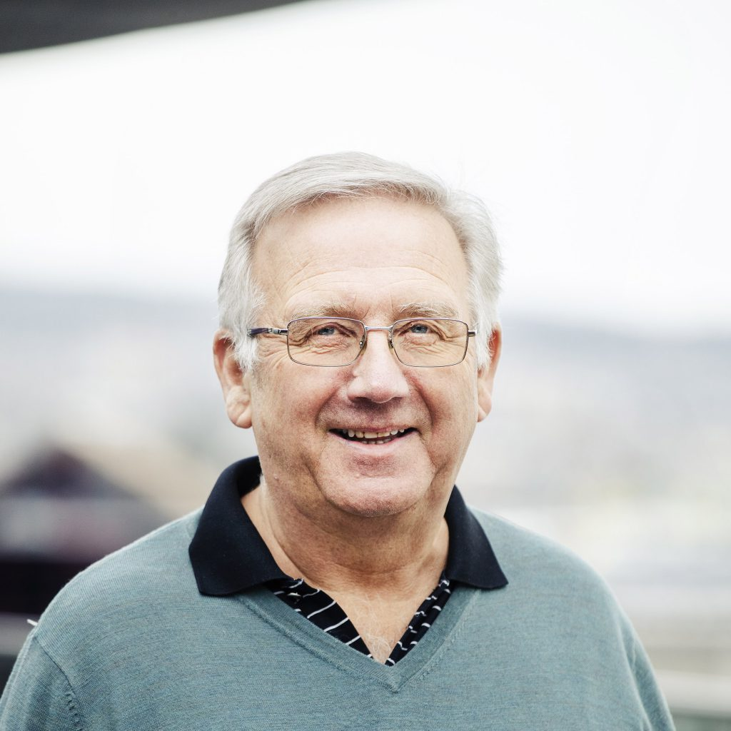 Oddvar Hatlehol er reiseleder til pasjonsspillet i Oberammergau.