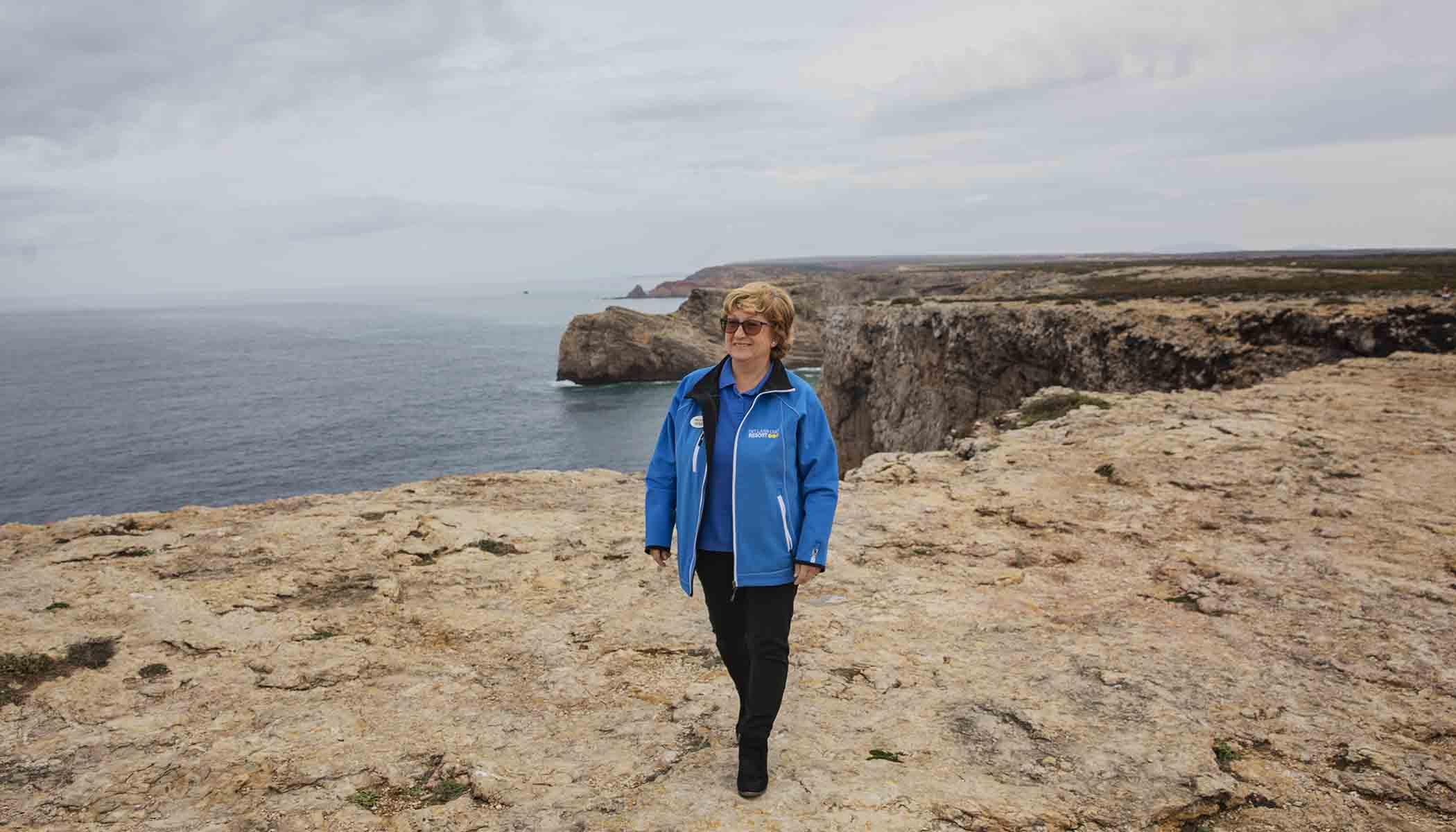 Spennende utflukt til Cabo de Sao Vicente på langtidsferie med Aller Travel